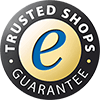 Deine Wörter Geschenkideen ist Trusted Shops zertifiziert