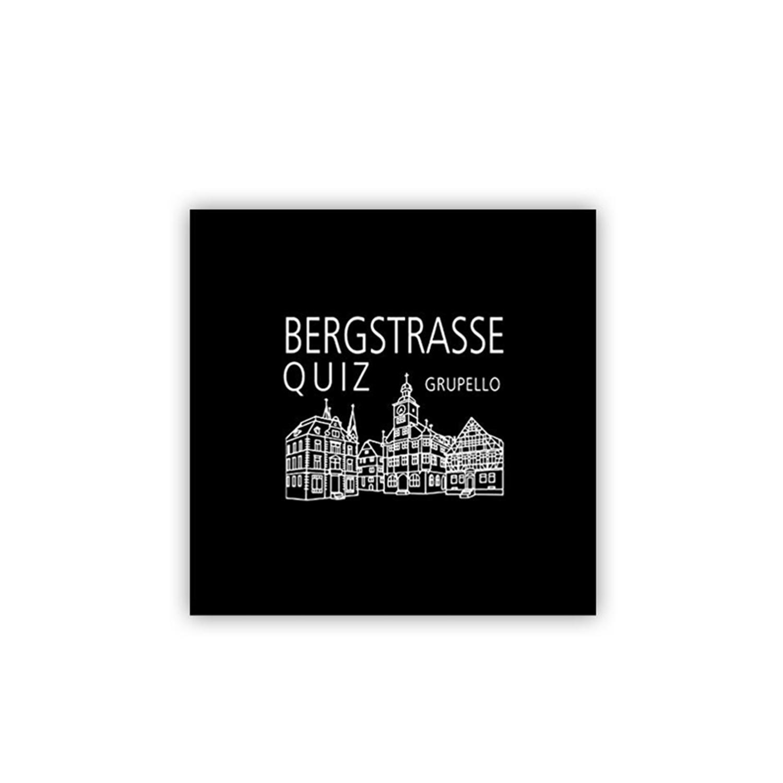 Das Quiz mit 103 Kärtchen zum Thema Bergstraße.