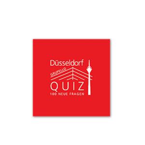 Die 2. Auflage Düsseldorfer Quiz mit neuen Fragen.