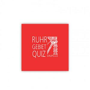 Ruhrgebiet Quiz 2. Auflage 2015.